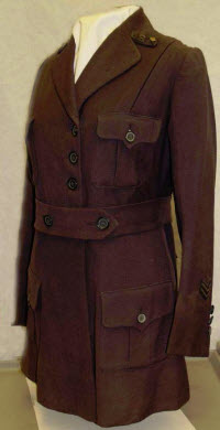 1917 Army Nurse Jacket.