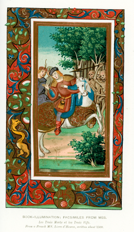 Medieval Illumination Dance.