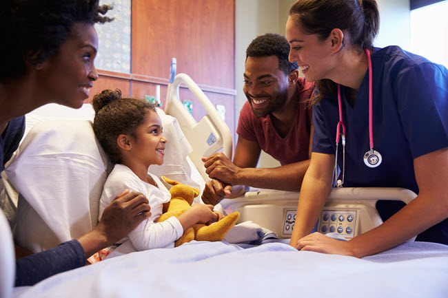 Nursing Bachelors and Masters Let You Specialize in Pediatrics