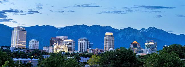 Distance From Logan Utah To Salt Lake City